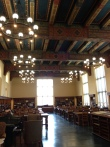 UT Life Science Library, Reading Room